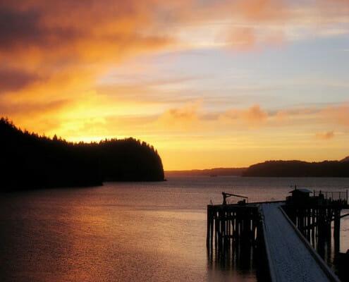Katmai Sunset 1