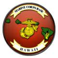 Marine Corps Base Hawai logo