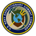 U.S. Navy Expeditionary Cobat Command logo
