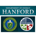 Department of Energy HANDFORD logo