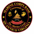 Marine Corps Base Quantico Virginia logo